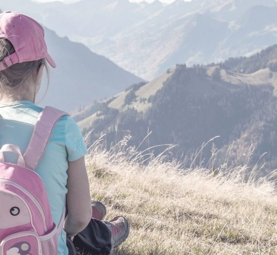 WHY you Should Hike with Your Kids: 5 Reasons you'd NEVER think of