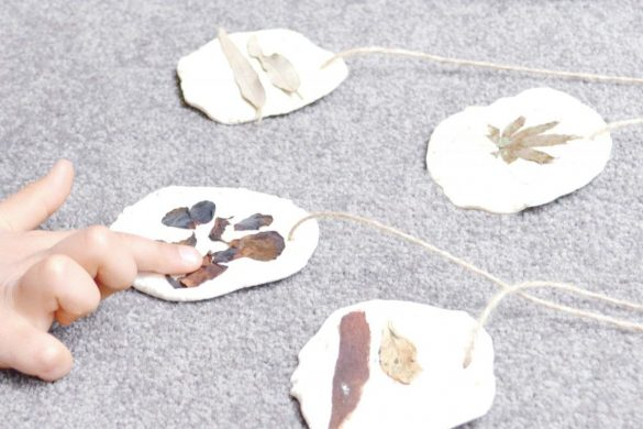 5 Ways to Craft with your Kids, using Nature and what you ALREADY Have