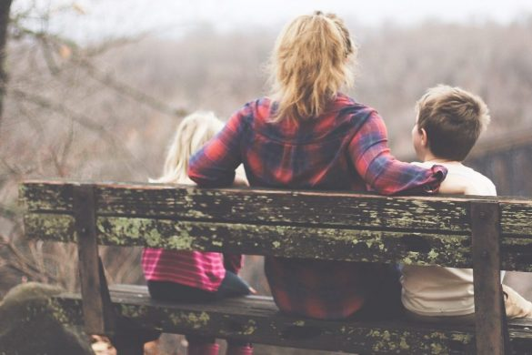 Why 'Stay-at-Home Mum' is my Job Title.