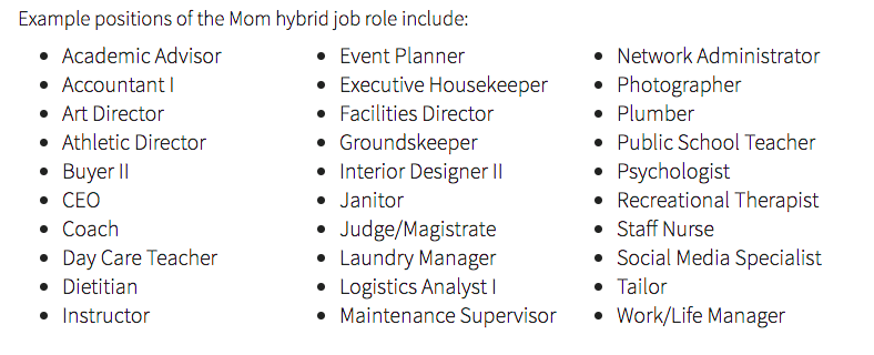 motherhood, stay-at-home parent, stay-at-home mum, stay-at-home dad, job, LinkedIn, job title, domestic engineer, parenthood